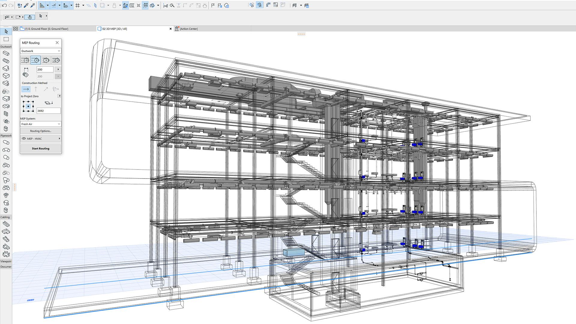 progettazione_Design_Integration_MEP