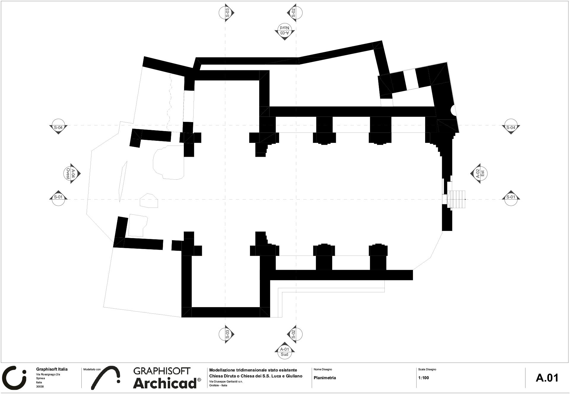Chiesa-Diruta_pianta