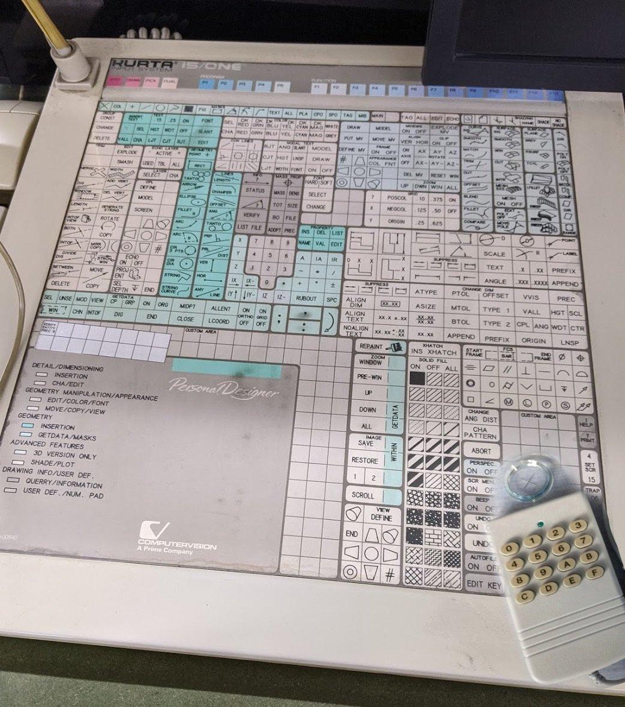 Tavoletta grafica per MS-DOS