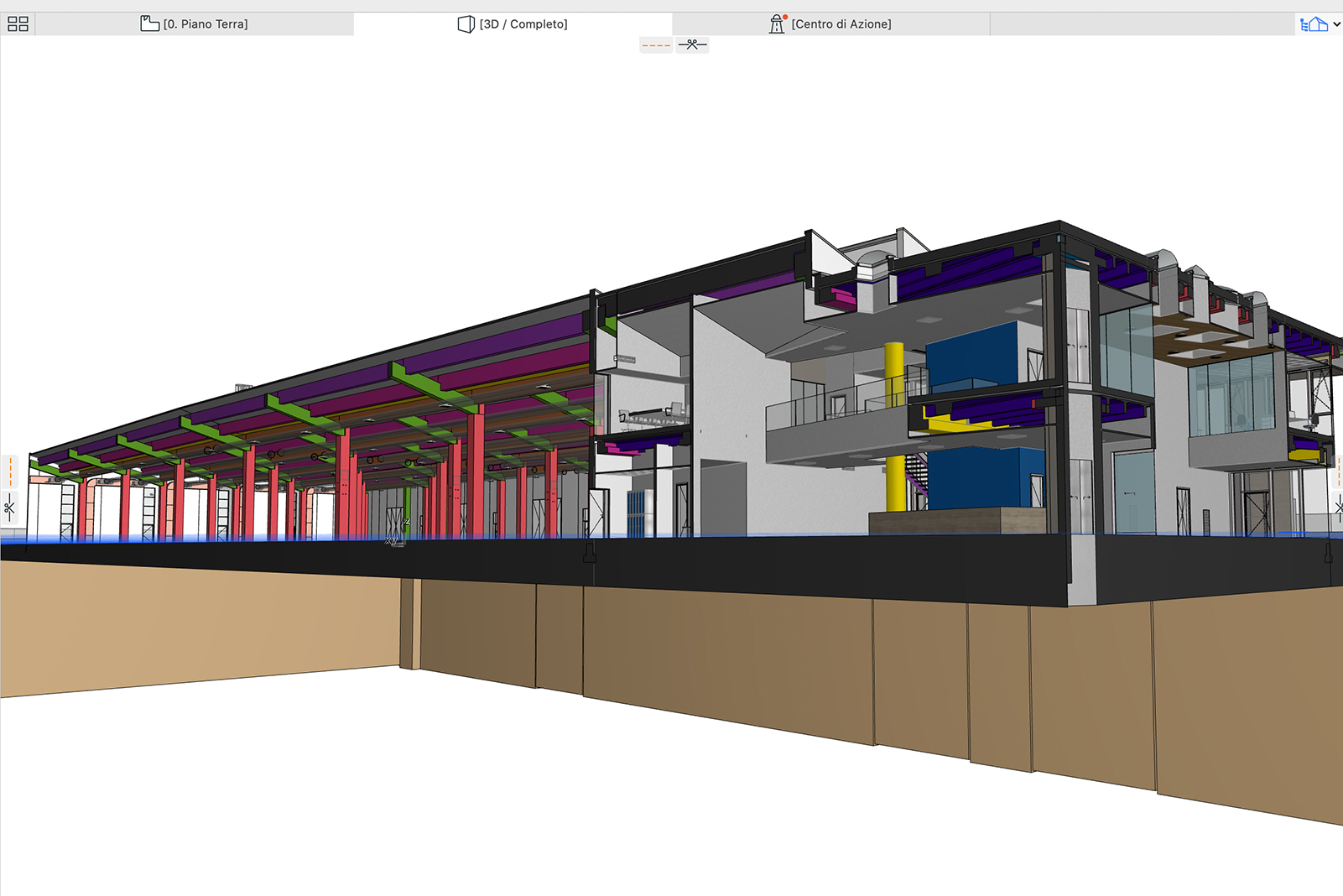 13_RS2_Torex_Archicad view4