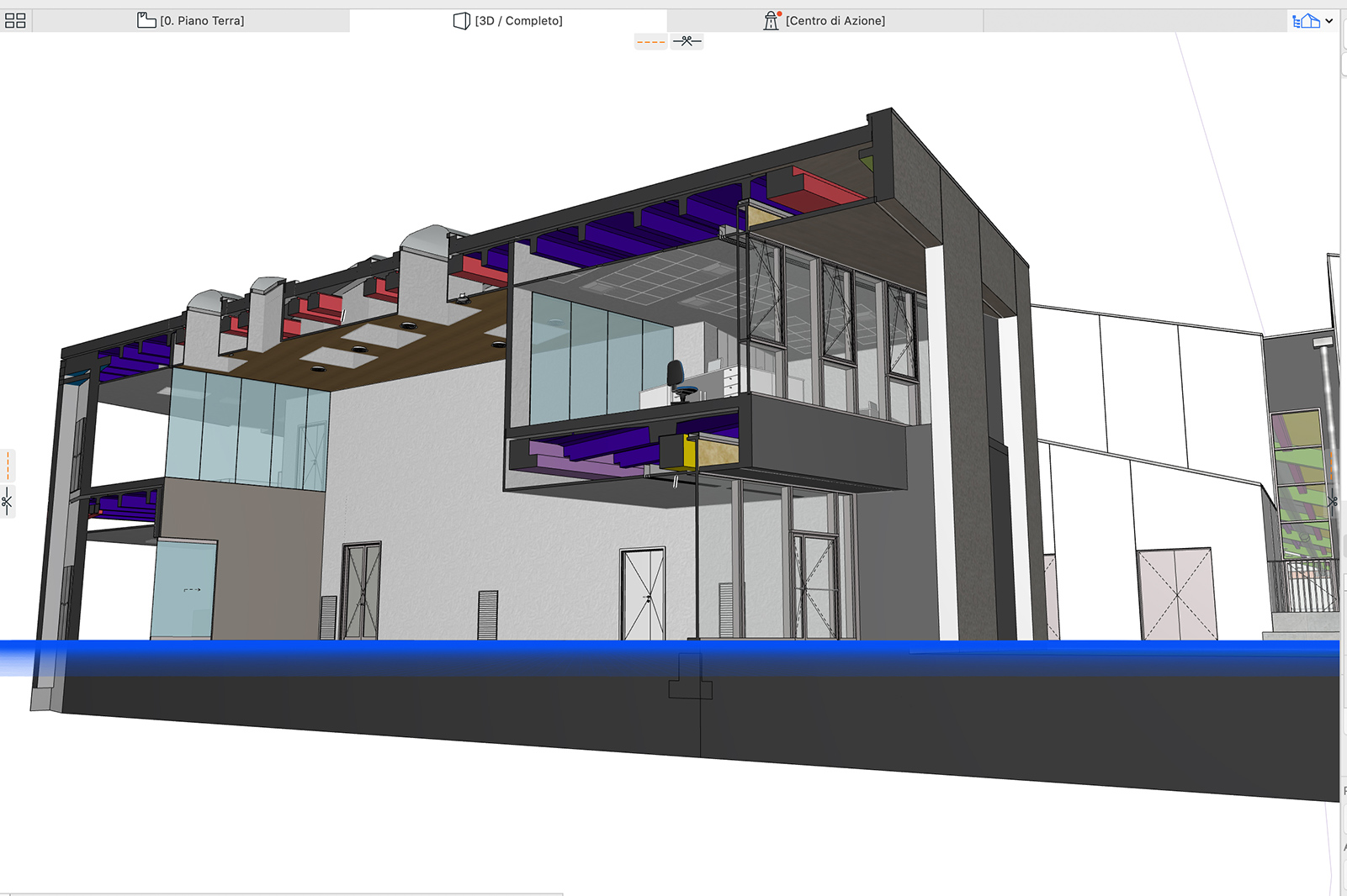 15_RS2_Torex_Archicad view1
