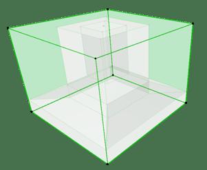 Rappresentazione Bounding Box Ifc