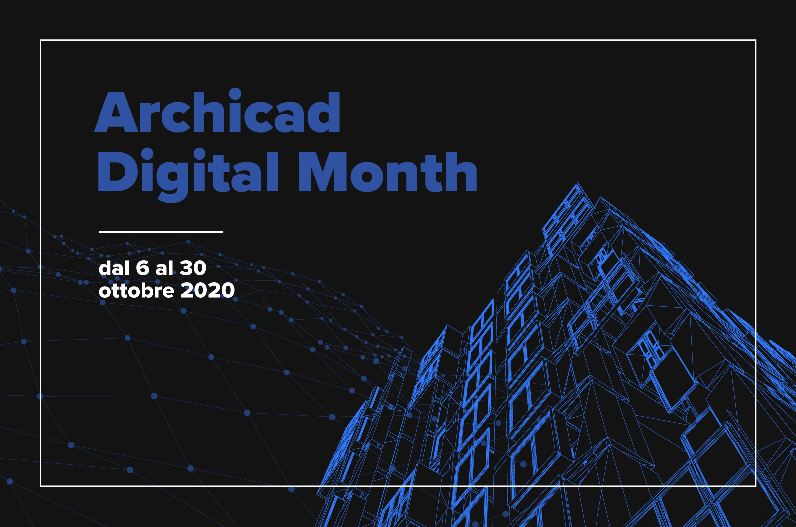 evento archicad digital month ottobre 2020