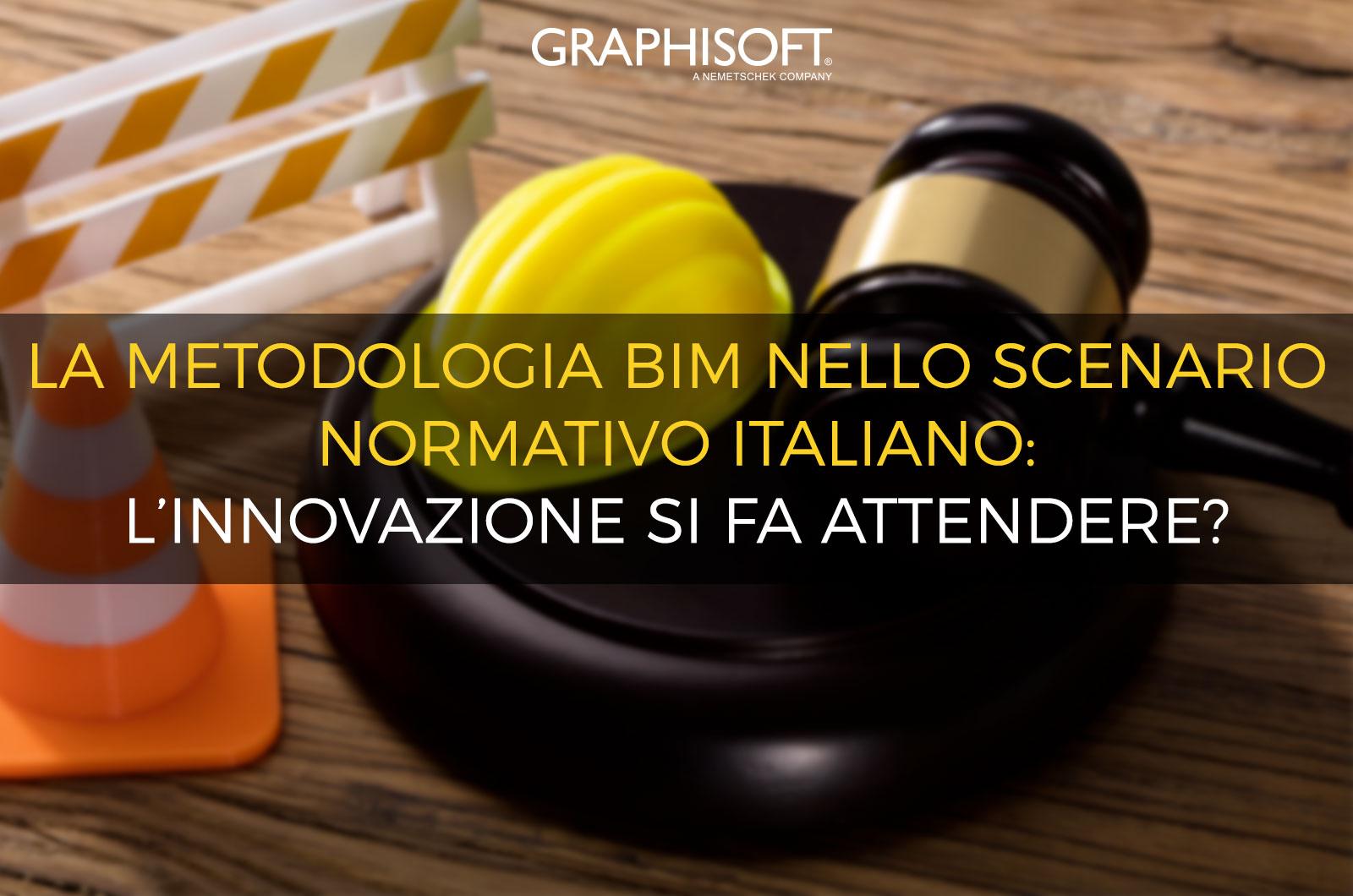 BIM_scenario_normativo_italiano