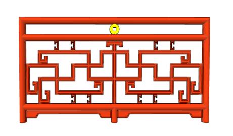 Liuzhou - parapetto