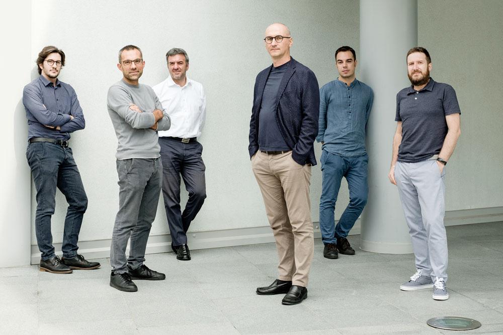 D.vision team
