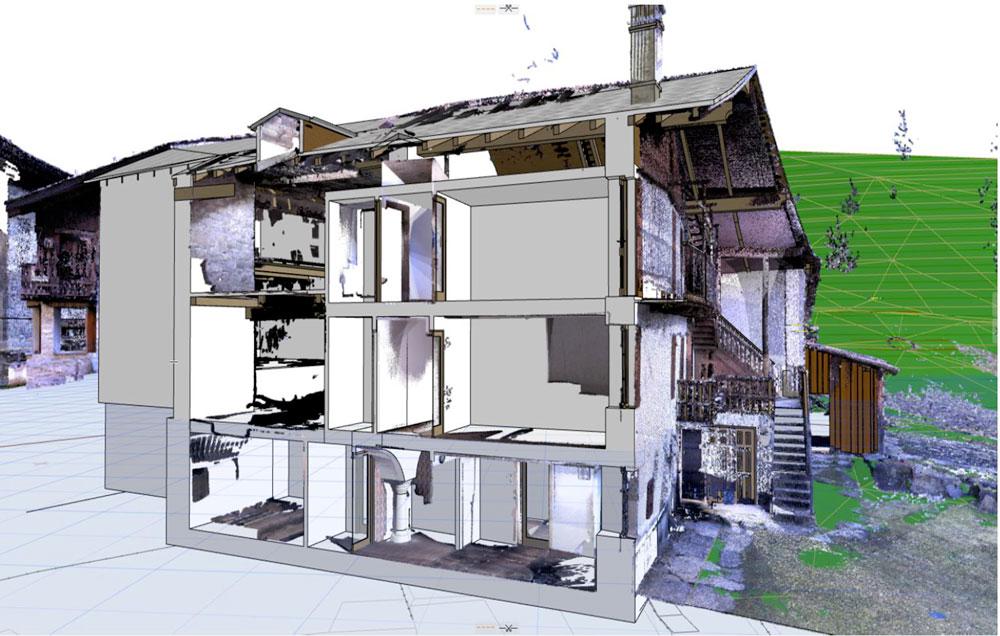 Studio INART - progetto Convertendo