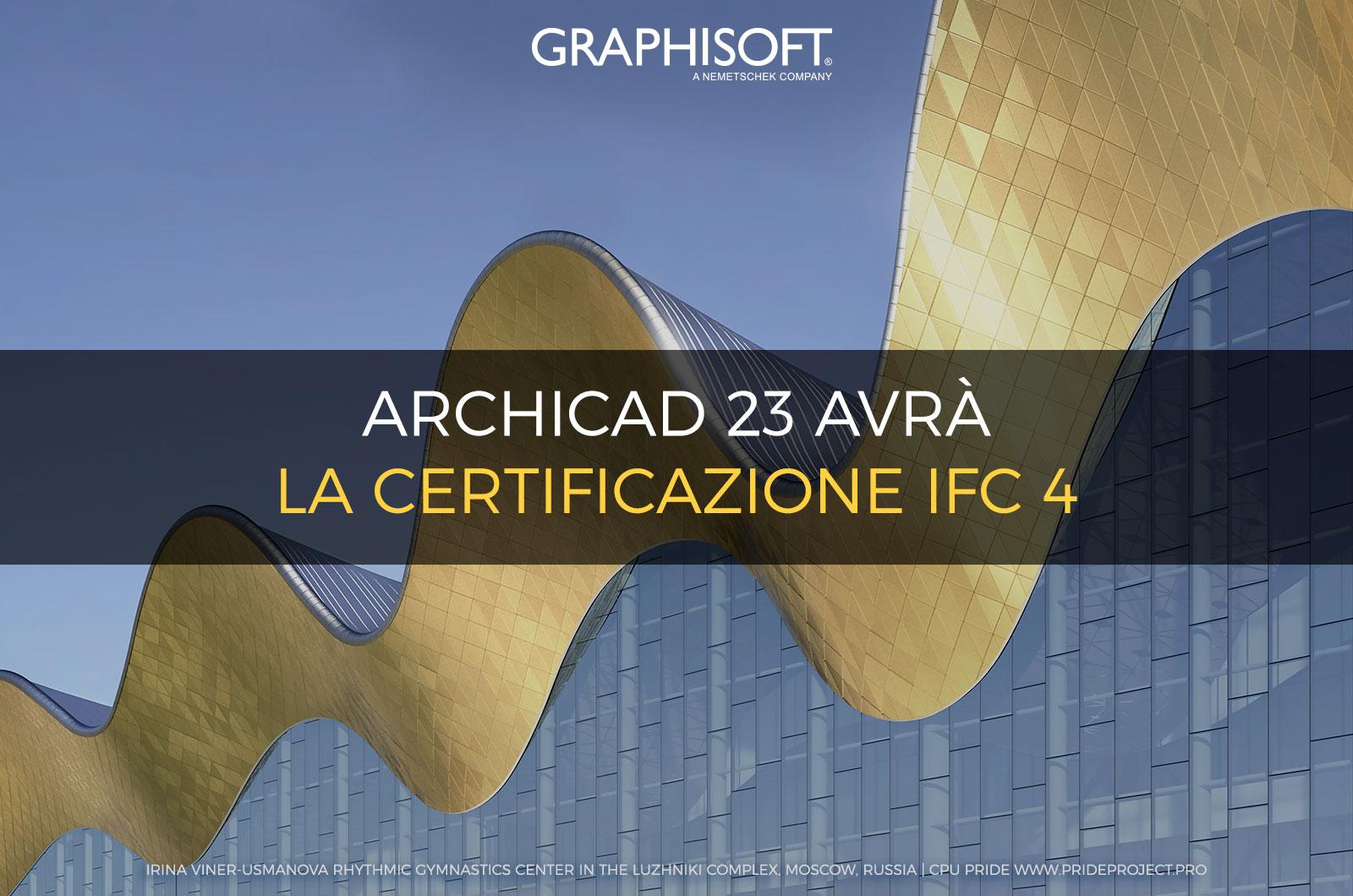 news-ARCHICAD-ifc4